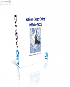 Coding and NCCI Edits