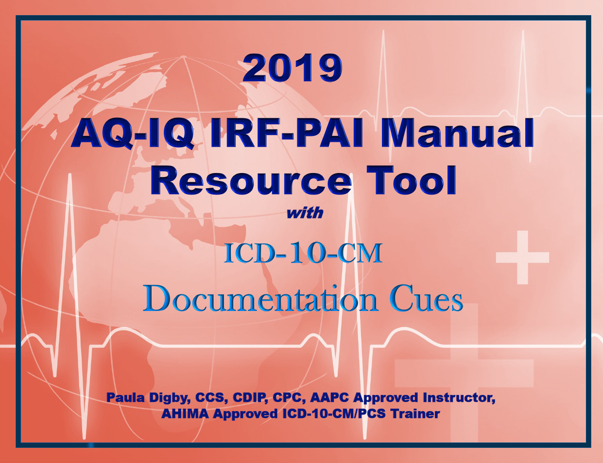 IRF PAI Manual Resource Tool